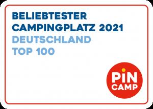 Auszeichnung Camping-Platz Deutschland