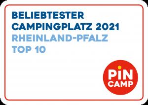Auszeichnung Camping-Platz Rheinland-Pfalz