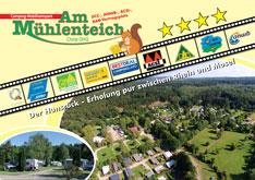 Camping-Mobilheimpark Am Mühlenteich Prospekt